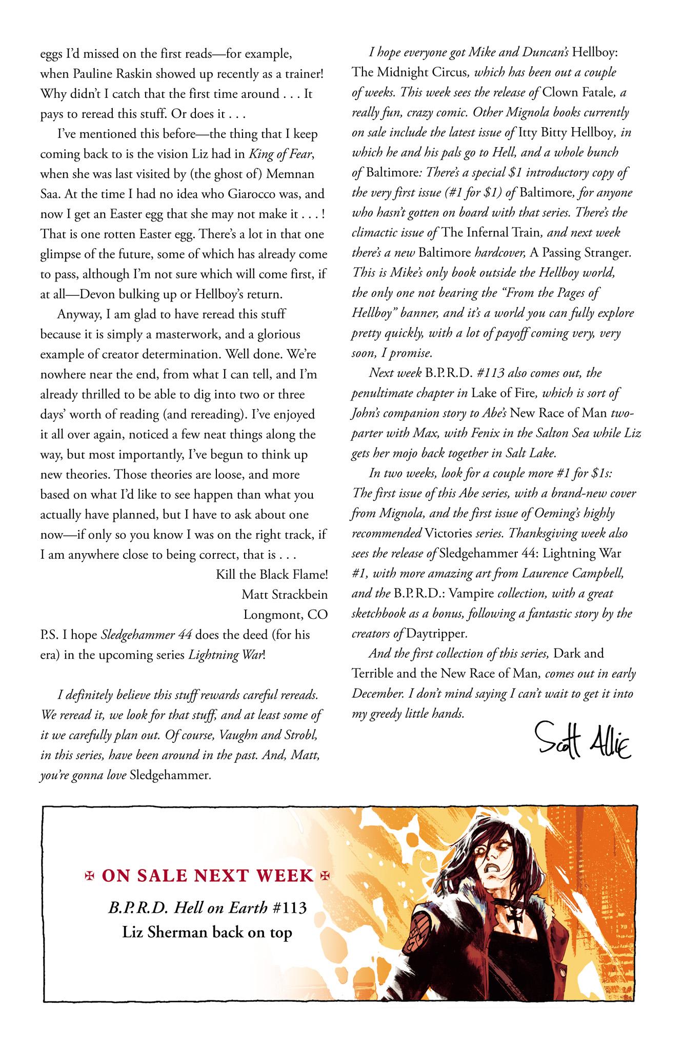 Read online Abe Sapien comic -  Issue #7 - 25