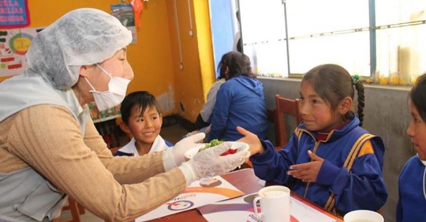 QALI WARMA: Más de 7 mil madres y padres de familia gestionarán y vigilarán servicio alimentario escolar en Áncash - www.qaliwarma.gob.pe