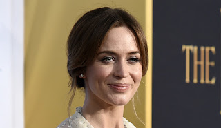 "Emily Blunt stars in ""Mary Poppins Returns."""