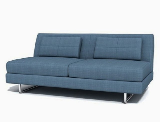 Slim Sleek Sofa Design