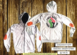 Vendor Sweater Palestina Murah