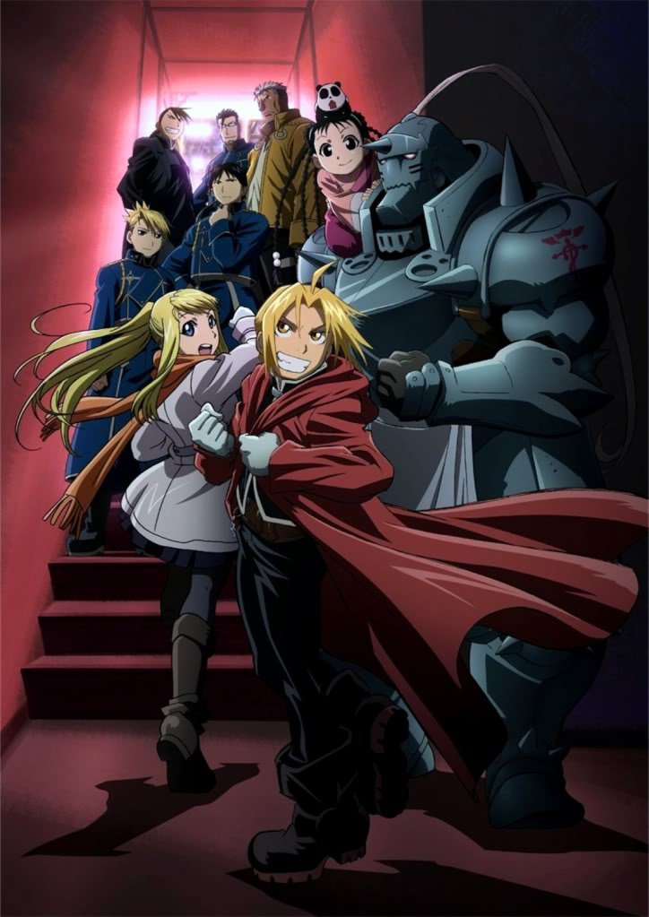 Download Fullmetal Alchemist Brotherhood Episode 18
