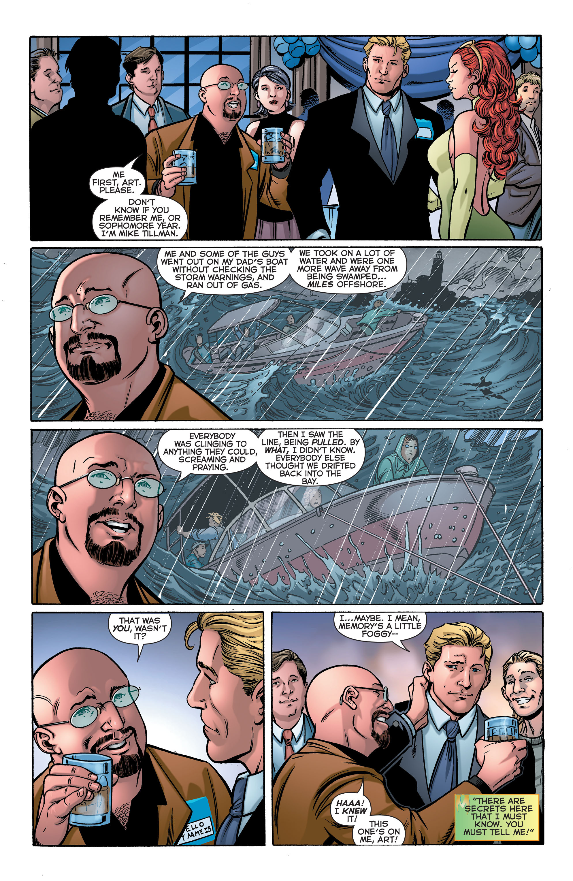 Read online Aquaman (2011) comic -  Issue #28 - 18