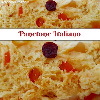 Panetone italiano