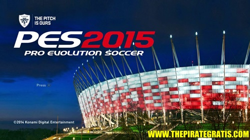Download PES 2015 (PC) Completo