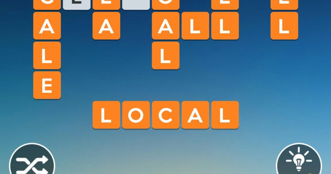 Wordscapes Level 194 Answers Doors Geek