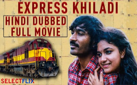Express Khiladi 2018 Hindi Dubbed 1.1GB HDRip 720p