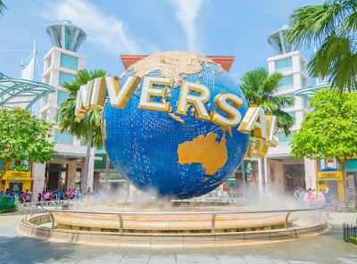 Paket Tour 3 Hari 2 Malam di Singapore + Universal Singapore Studio
