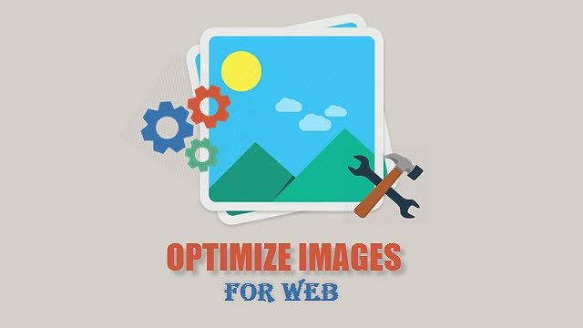Optimize images for web without losing quality