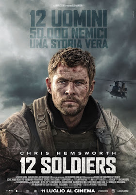 12 Soldiers Chris Hemsworth