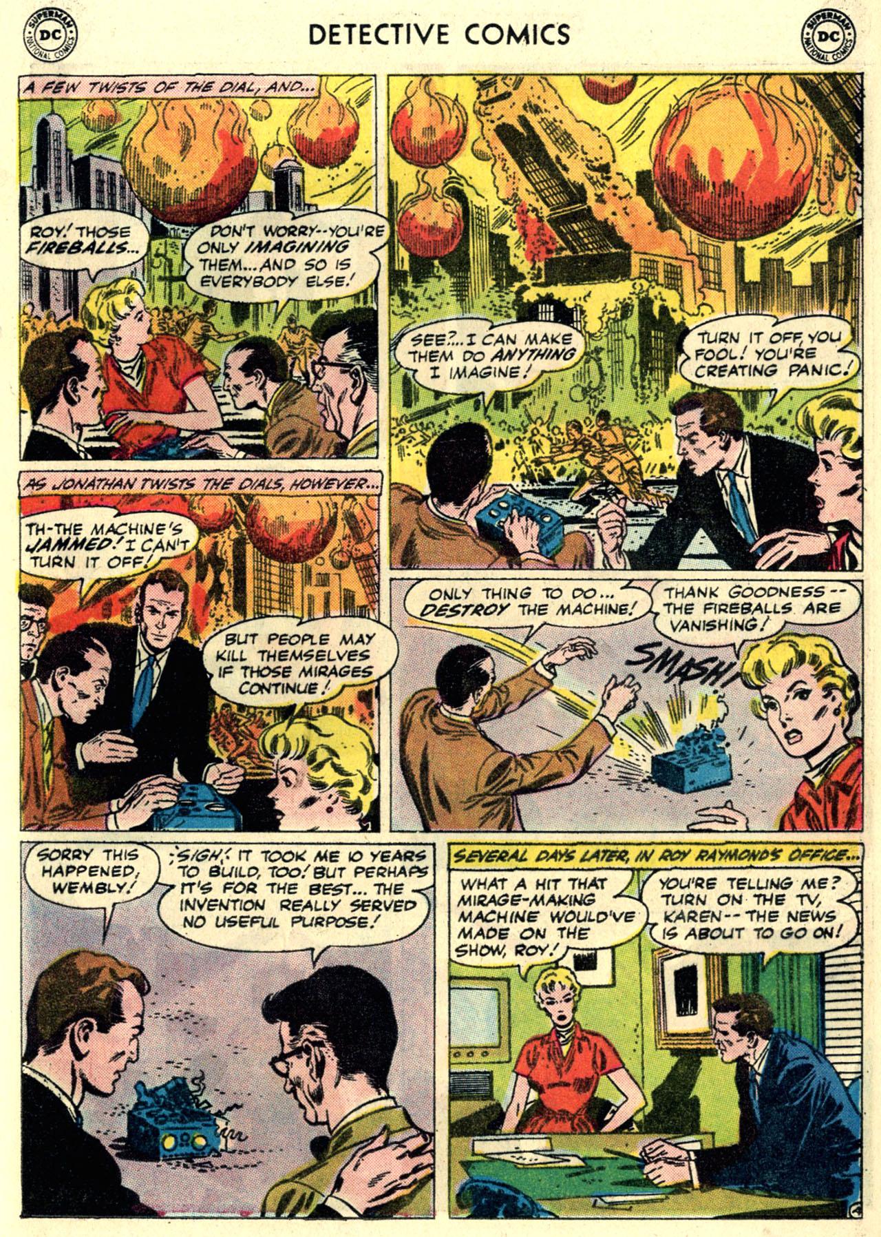 Detective Comics (1937) 282 Page 20