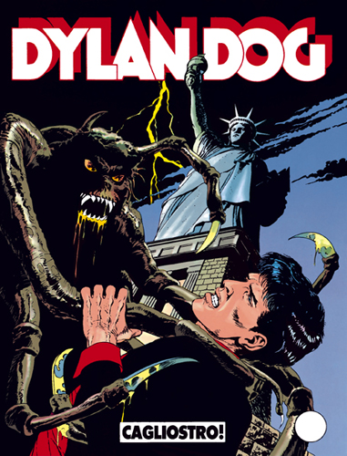 Dylan Dog (1986) 18 Page 1