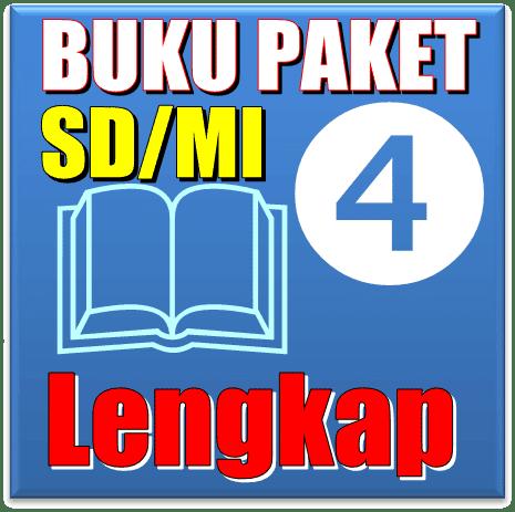 Buku BSE SD/MI Kelas 4 KTSP 2006 Lengkap