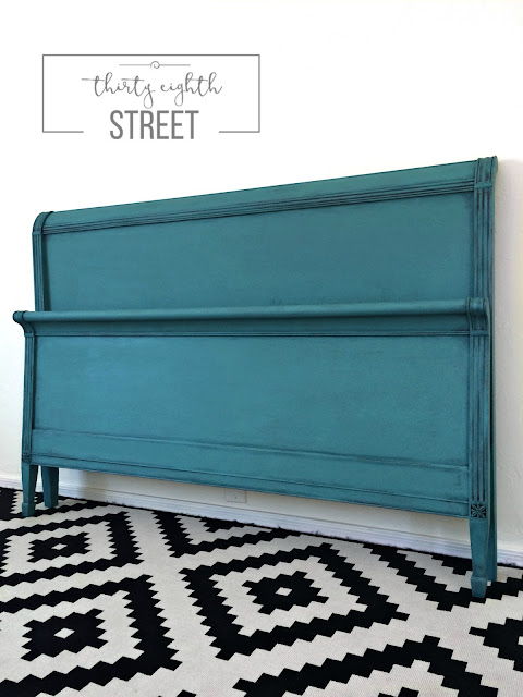 painting wood, painting bedroom furniture, painting ideas, turquoise furniture, annie chalk paint, sloan chalk paint, annie sloan, provence, aubusson blue, refinished furniture ideas