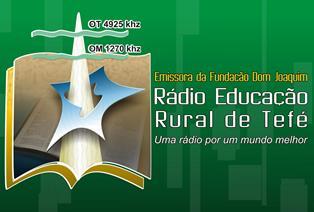 Rádio Educação Rural AM de Tefé AM ao vivo