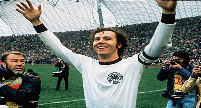 Dünya Kupası'nı Kazanan Teknik Direktörler - Franz Beckenbauer - Kurgu Gücü