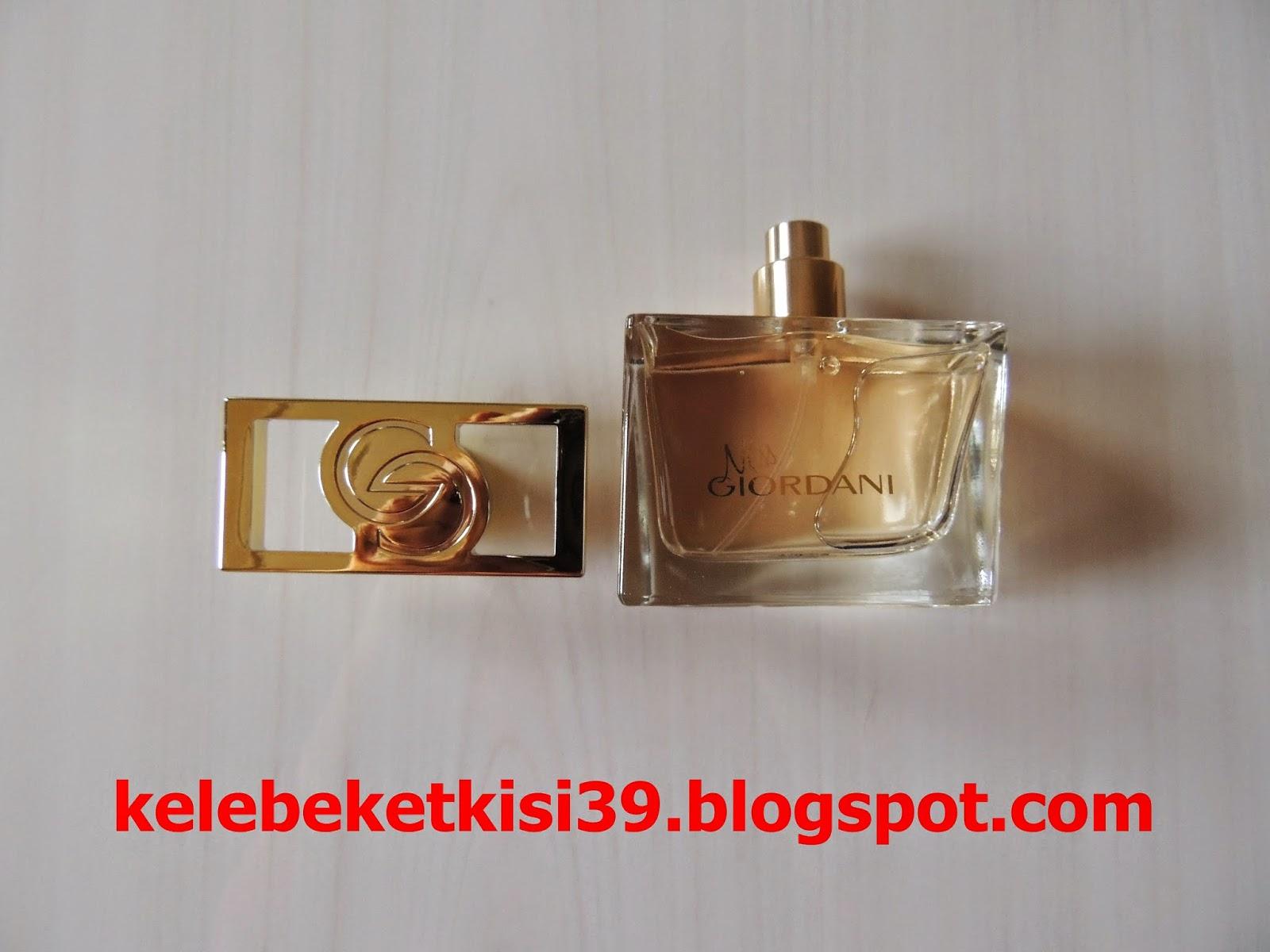 Oriflame Miss Giordani Parfüm Kelebek Etkisi Makyaj Moda Ve