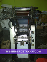 mesin percetakan Gestetner 311 CD