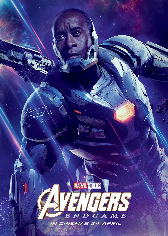 Movie Posters Avengers Endgame