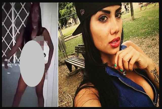 Model Kolombia Ini Dipaksa Telanjang di Kantor Polisi dan Disiarkan Online