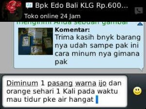 Jual KLG Asli Di Bali