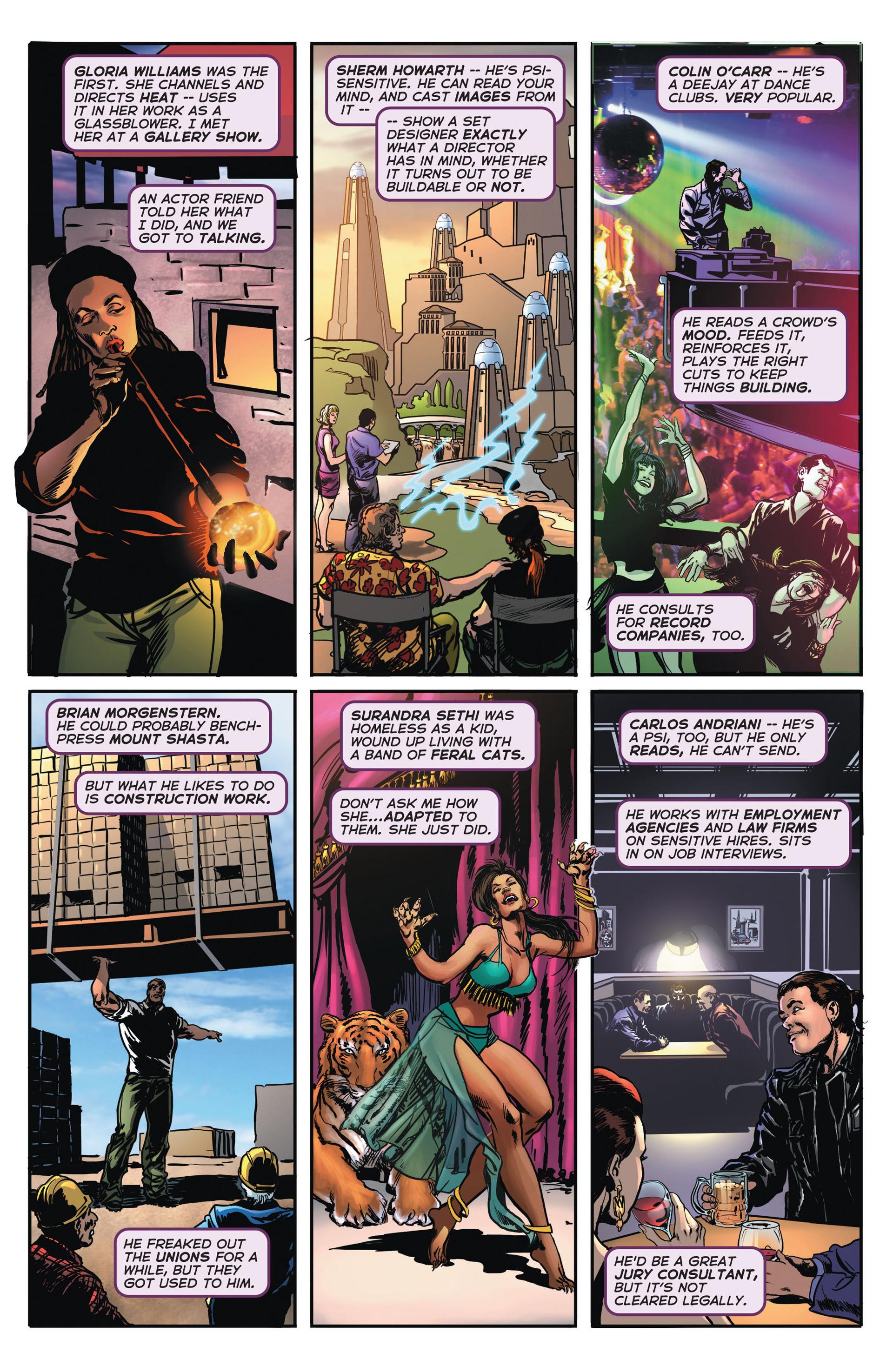 Read online Astro City comic -  Issue #4 - 15