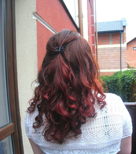 Dzień dla włosów: olej, nawilżająca maseczka i nowy żel do włosów