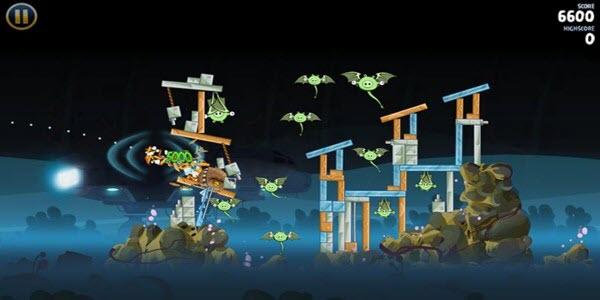 تنزيل لعبة Angry Birds Star Wars للحاسوب
