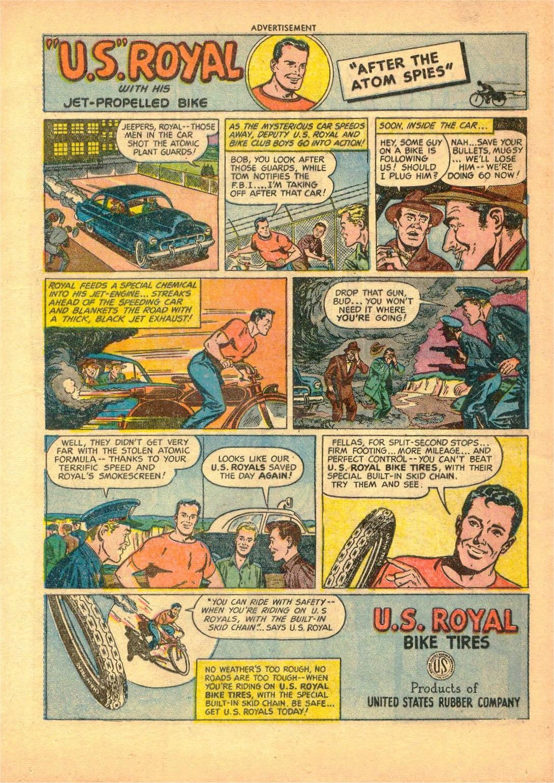 Read online Detective Comics (1937) comic -  Issue #161 - 25
