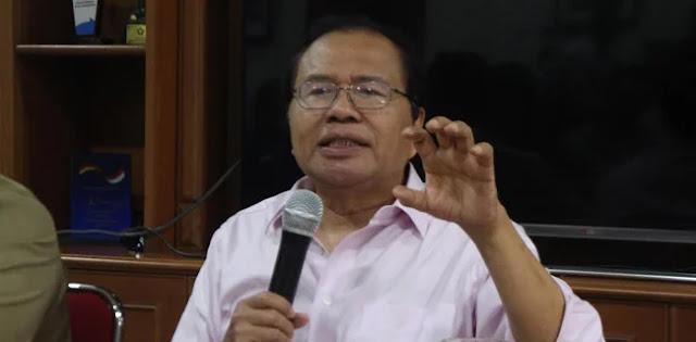 Rizal Ramli: Impor Beras karena Kelangkaan yang Dibuat-Buat