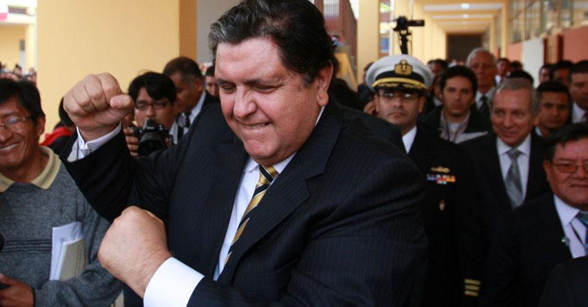CONFIRMADO: Expresidente Alan García intentó suicidarse cuando iba a ser detenido por la Policía, informó el Ministerio del Interior