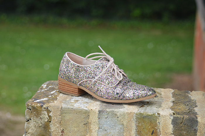 dune glittery shoes fashion bloggers
