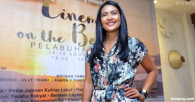"Lola Amaria gelar event ""Pesta Indonesia Merdeka"""