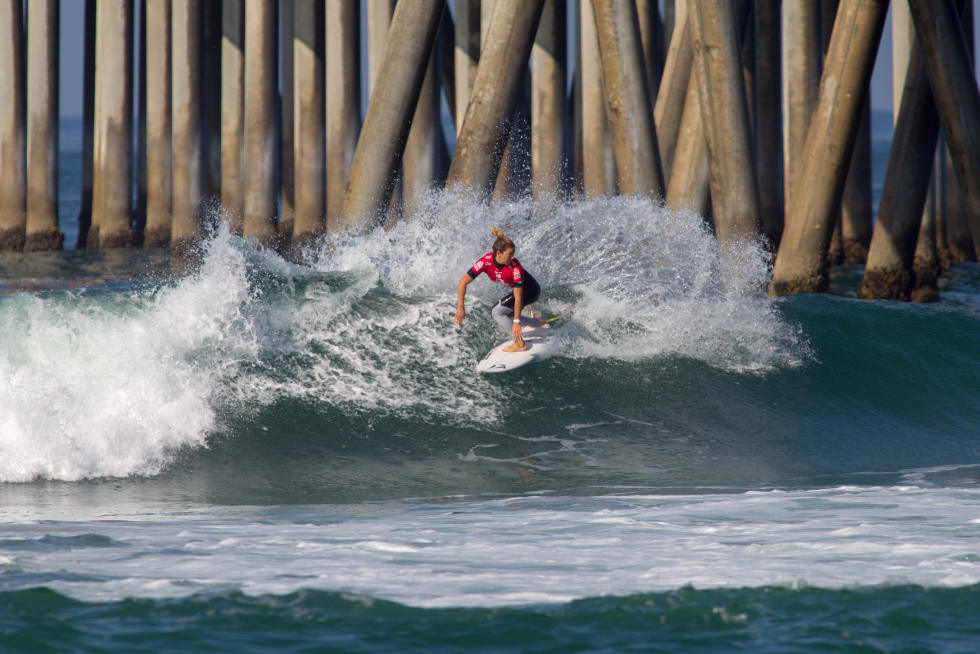 8 Coco Ho Vans US Open of Surfing foto Sean Rowland WSL