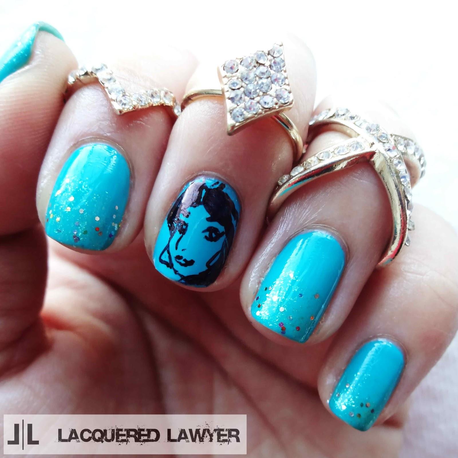 Princess Jasmine Nails: Nail Art Blog: You Wish