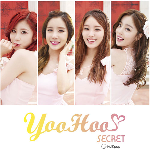 [Single] Secret – YooHoo (Japanese)