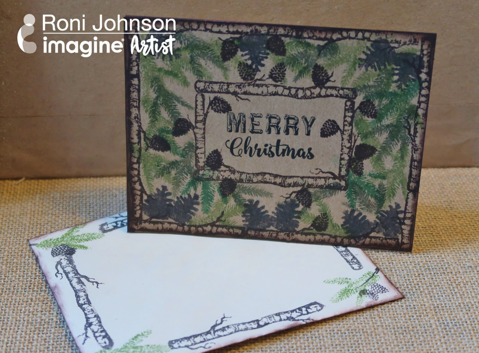 Ink Stains: World Card Making Day 2018 - Make & Mail