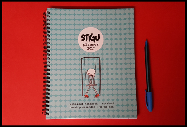 Stigu 2017 Planner Review