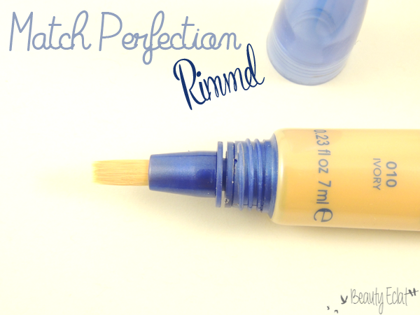 revue avis test comparatif anti cernes match perfection rimmel revlon