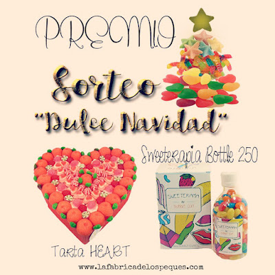 "Sorteo ""Dulce Navidad"" de ""Bubble-Gum"""