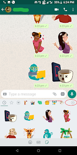How to download and use Whatsapp stickers for iOS and Android