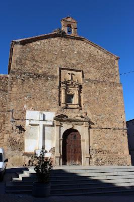 Iglesia de Inmaculada de la Concepción. Orellana la Vieja