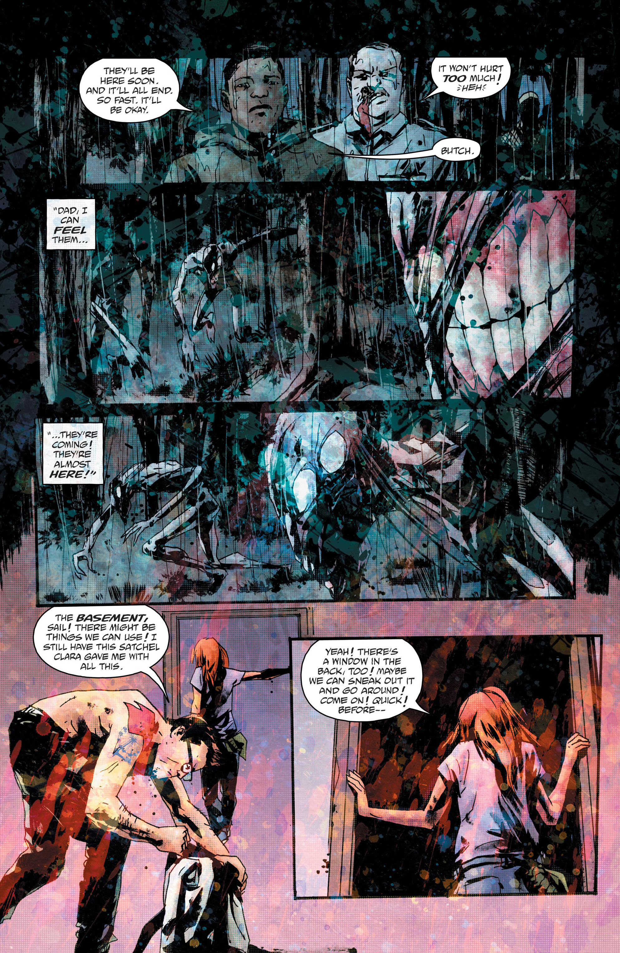 Read online Wytches comic -  Issue #6 - 15