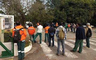 Indignados com política de preços da Petrobras, petroleiros preparam greve
