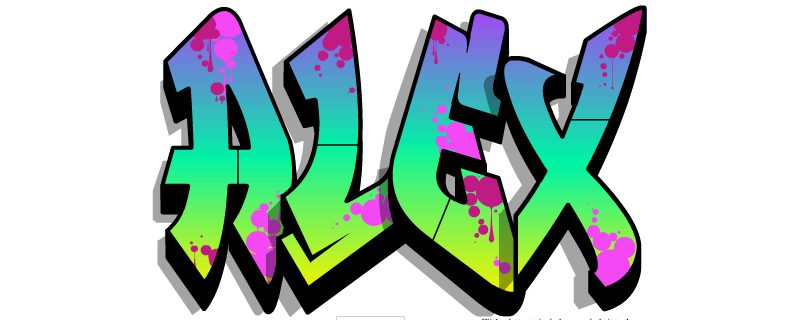 How to Draw Graffiti Letters for Beginners