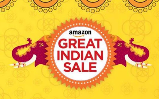 Amazon Great Indian Sale Is Back: Get Upto 80% Off (Jan 20-22)