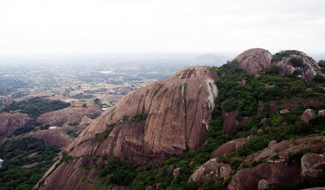 Savandurga, Karnataka