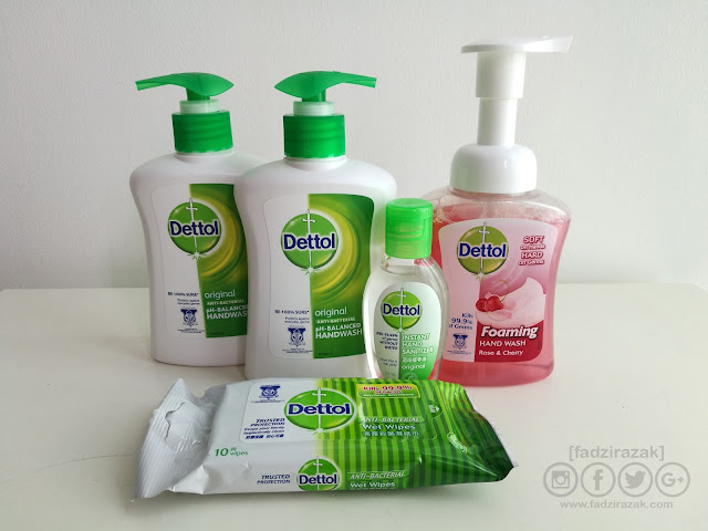 Dettol Mission for Hygiene
