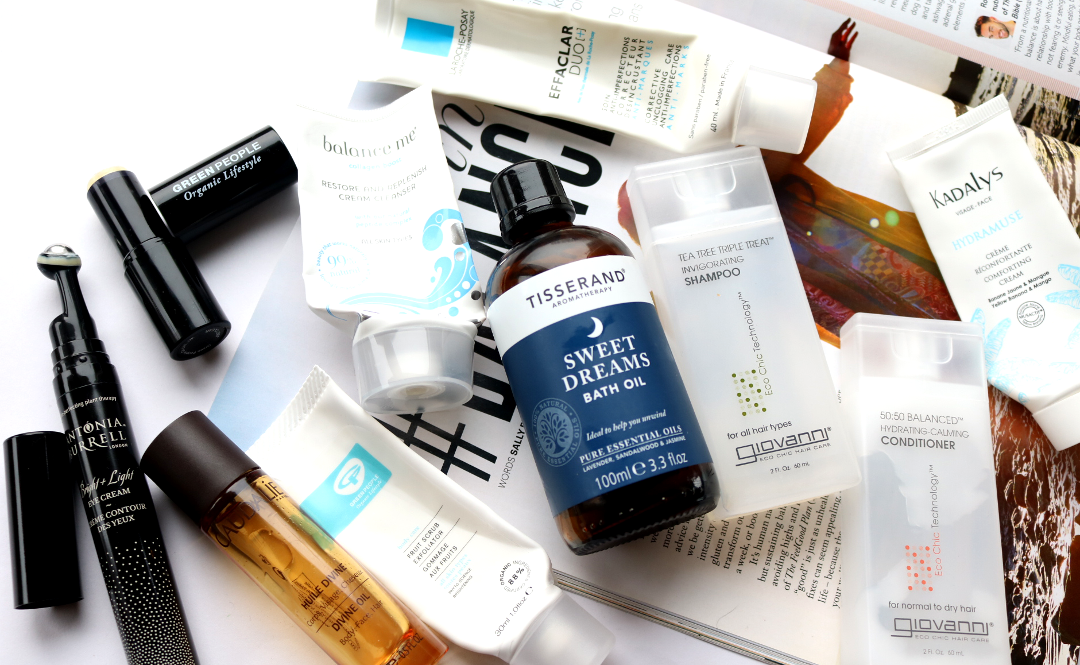 November Empties: Products I've Used Up