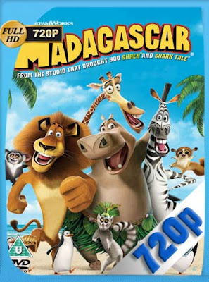 Madagascar (2005)HD [720P] Latino [GoogleDrive] DizonHD